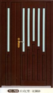 玄關藝術門10