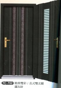 直式雙玄關門3