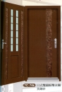 立體雙玄關門1