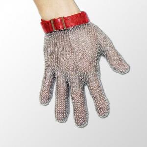 五指式鋼環手套 S/M