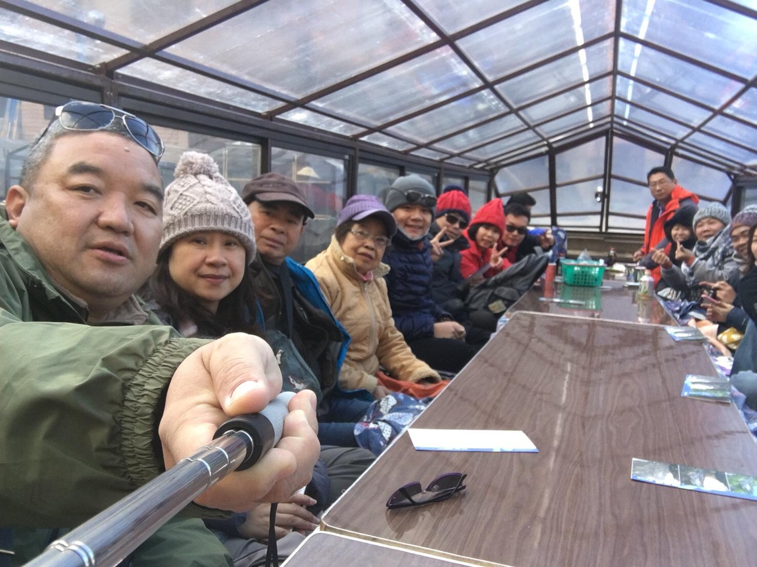 107年1月日本東北藏王樹冰 (7)