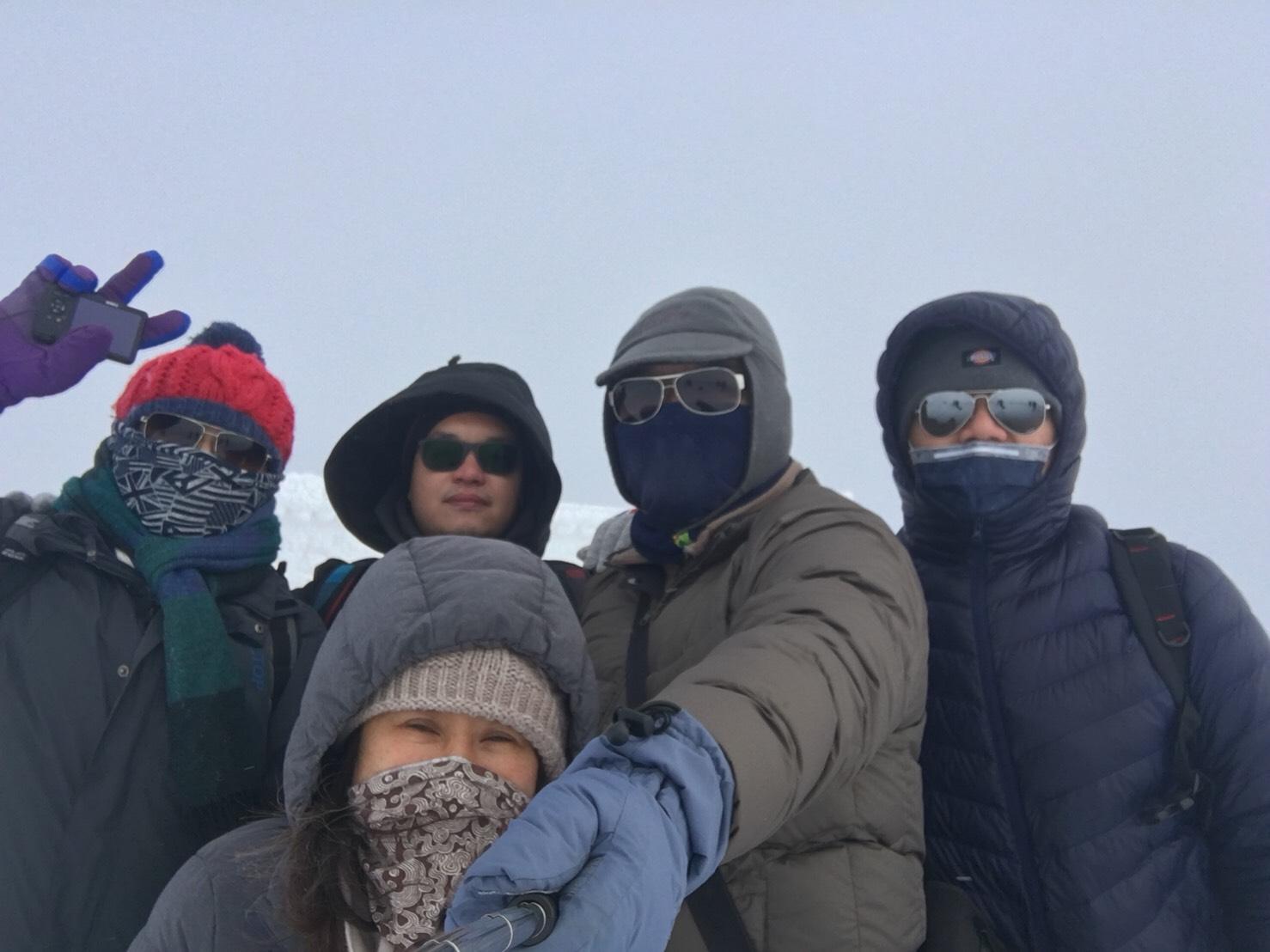 107年1月日本東北藏王樹冰 (10)