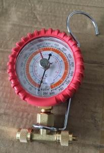 暫壓錶(雙指針+三通接頭)