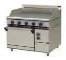 JYBDP-9075B 煎台一烤箱西餐爐