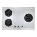 三口大面板易清檯面爐G2633S