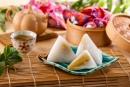 榴槤冰心粽