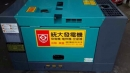 Denyo 電焊機400ES買賣推薦