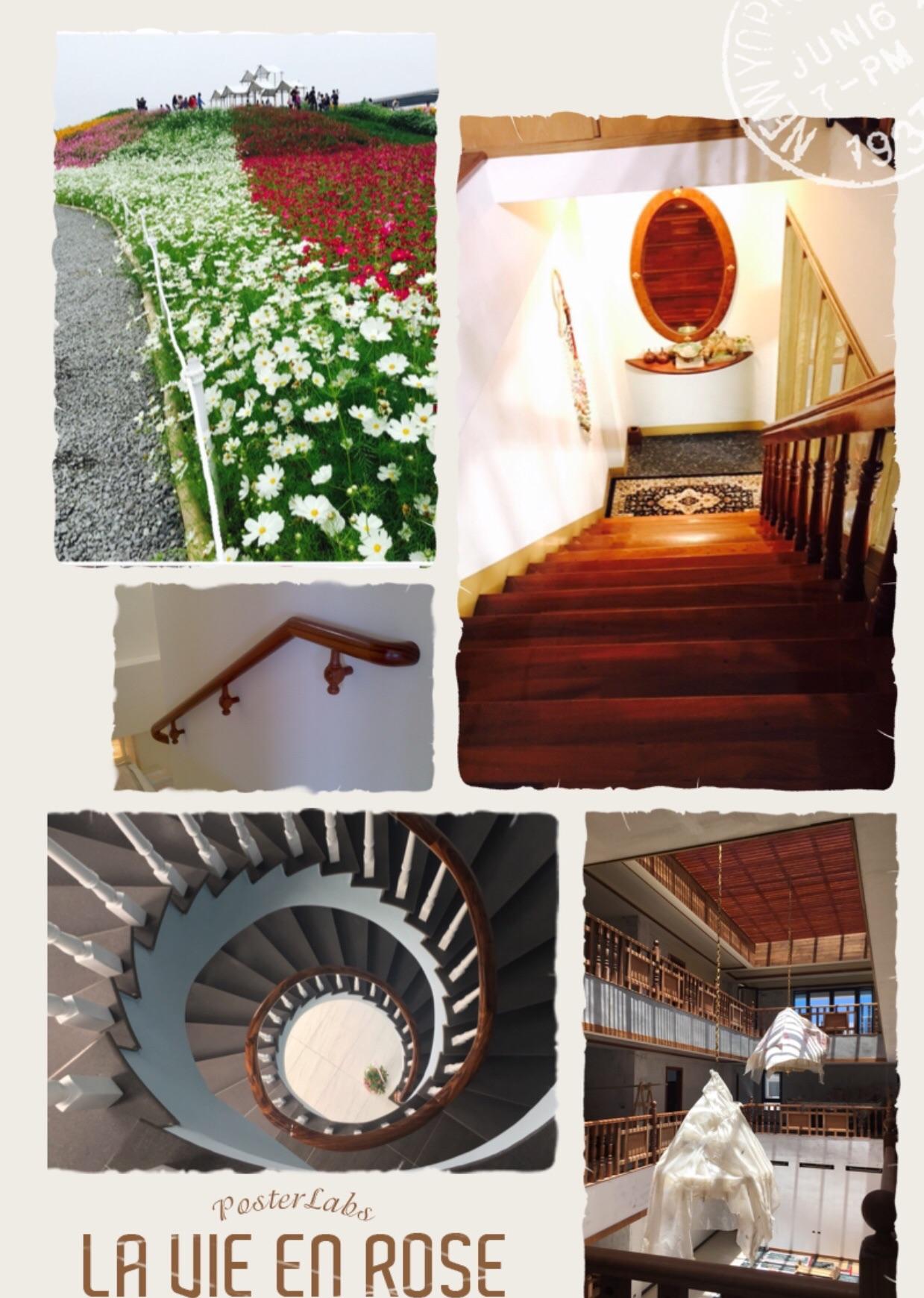 樓梯扶手作品 (2)