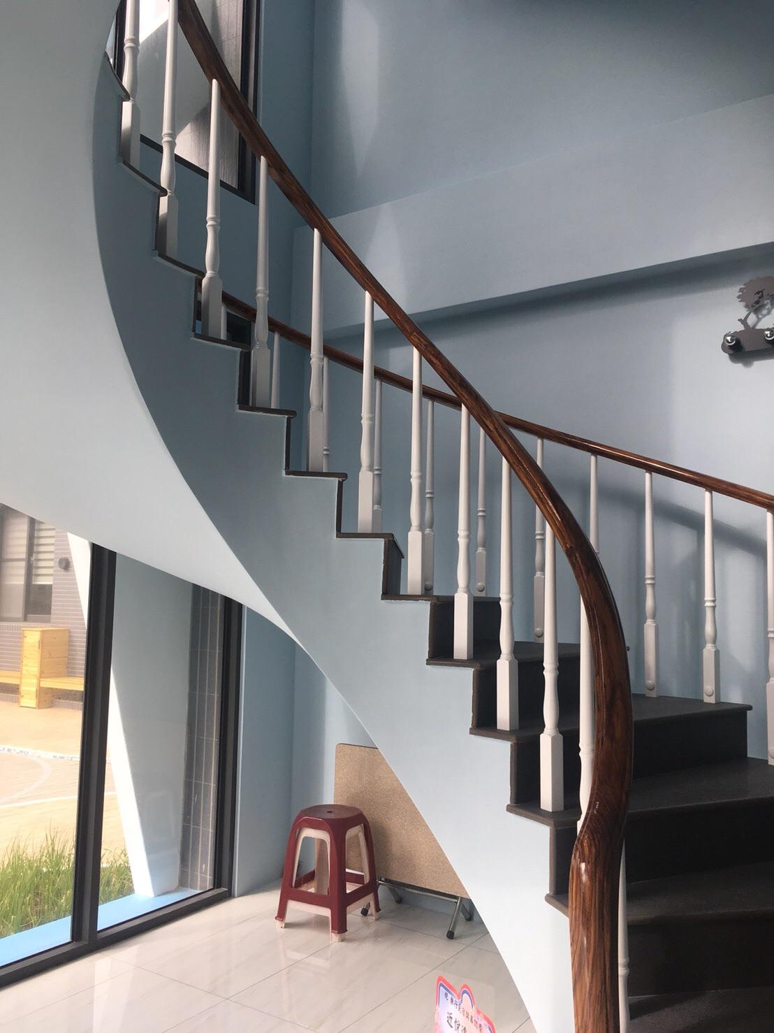 螺旋式樓梯扶手