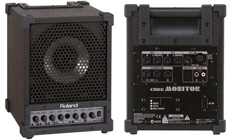 ROLAND CM-30 高品質多功能音箱