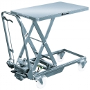 Bishamon Stainless Steel 不鏽鋼油壓升降台車 BXS-10T