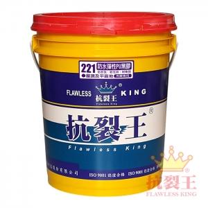 平面水性PU防水黑膠(夾層用)#221