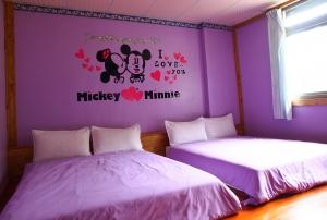 Micky 主題房