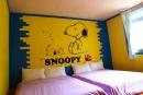 Snoopy 主題房