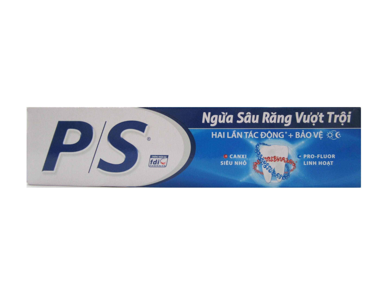 P/S牙膏(藍)180g/36入