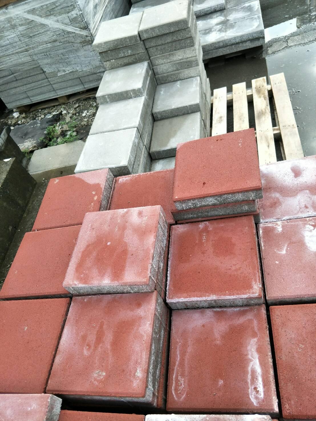 水泥製平板磚(30x30x30)