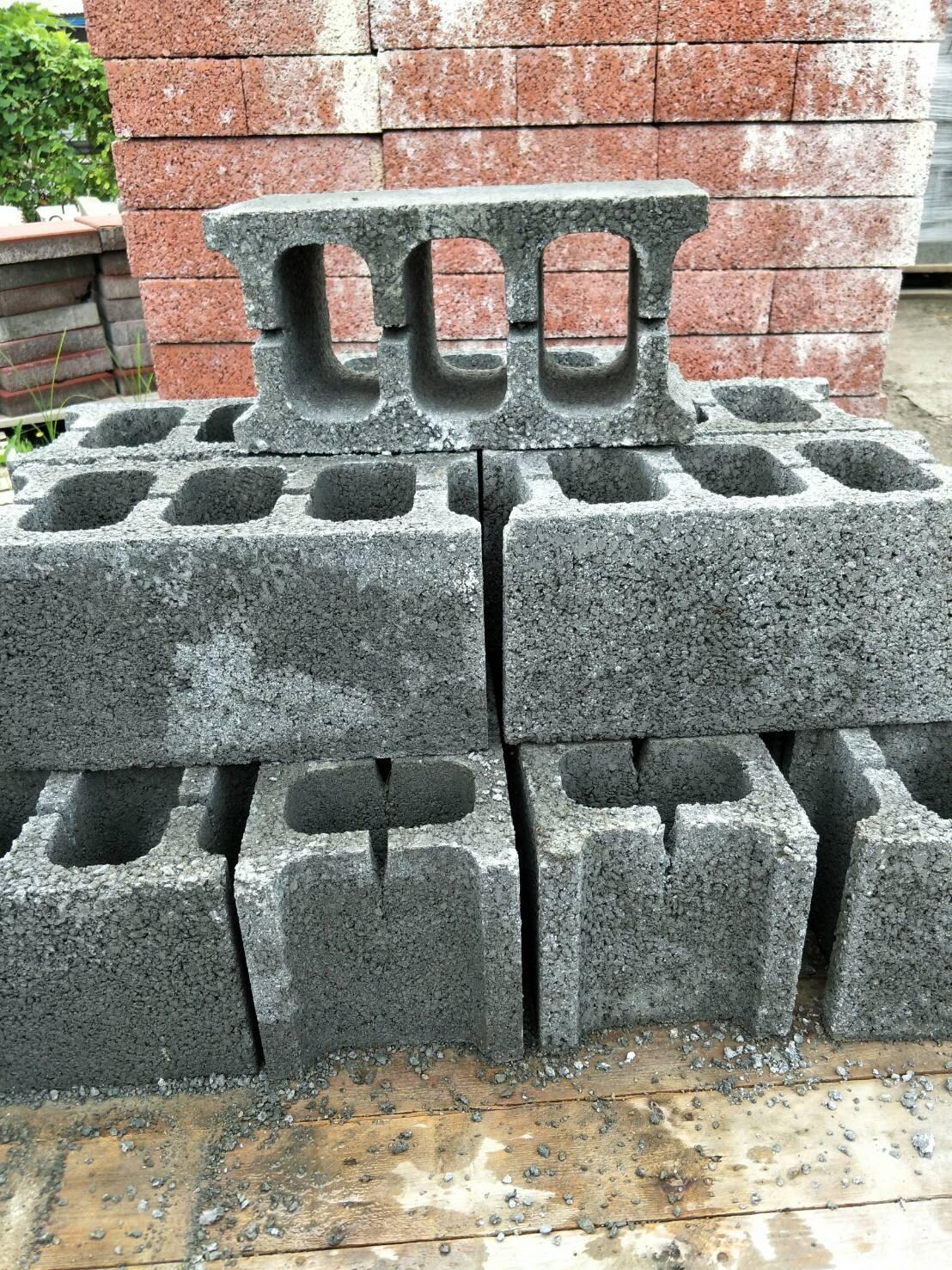 水泥製空心磚