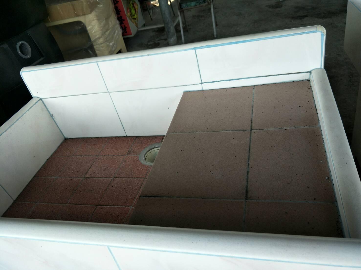 水泥製流理台
