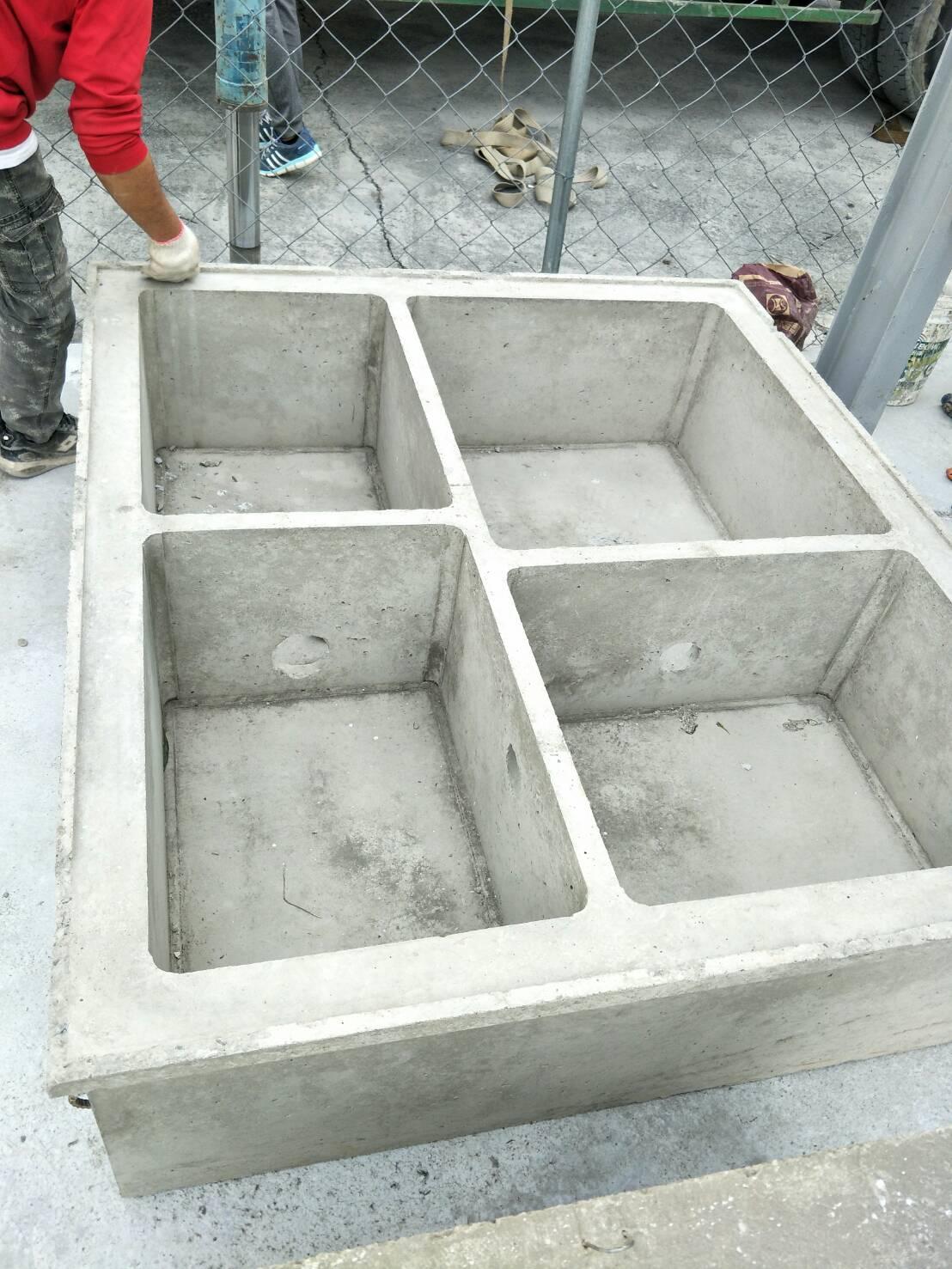 活動廁所水泥製化糞池