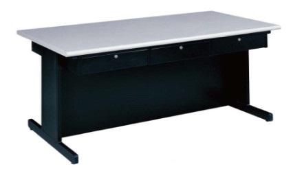 905-黑三人六人業務桌