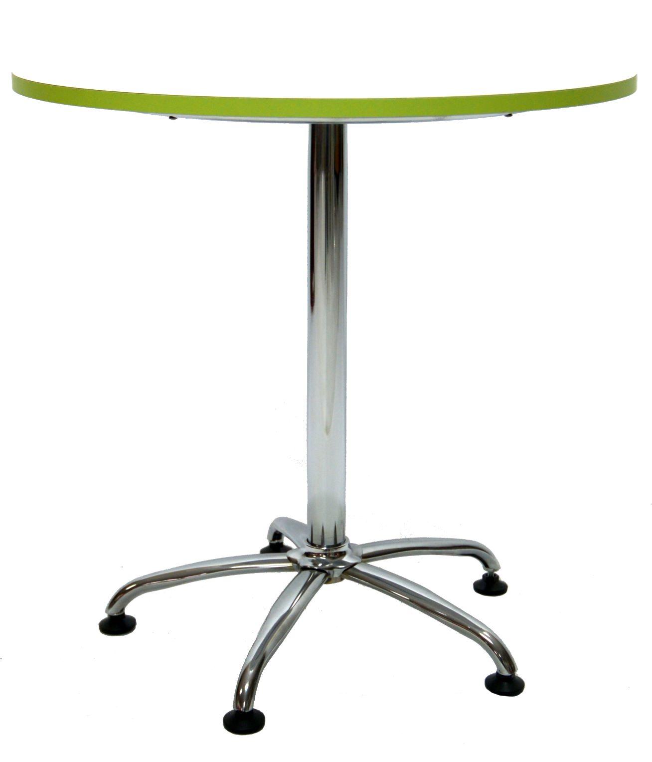 T2500洽談桌-綠邊