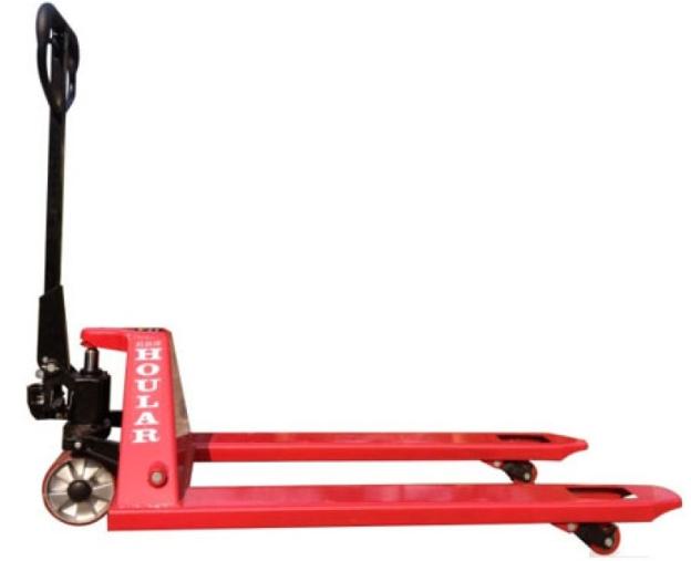 手拉式油壓拖板車