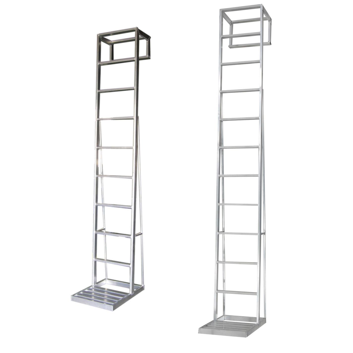 鋁合金吊掛梯荷重/100kg
