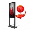 "55"" 3,000/1,000nit 高亮度雙面LCD"
