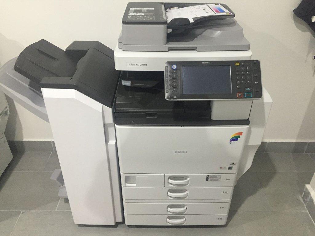 RICOH MPC3502 / MPC3503彩色影印機