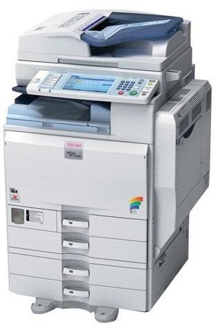 RICOH Aficio MPC5000彩色影印機