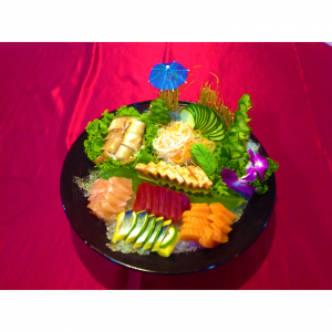山珍海味盤