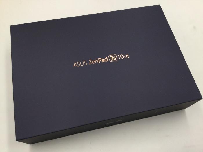ASUS ZENPAD 3S 10 LTE Z500KL 全新開封未使用品 2018/2 購買 保固期內 生產製造日期 2017/11