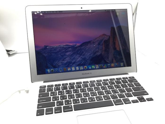 MacBook Air A1466 2015年 1.6GHZ i5 4G 外觀佳 女用機