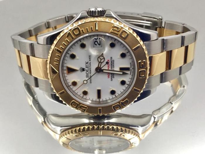 勞力士 ROLEX 168623 蠔式遊艇名仕 新錶價 $351500
