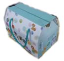 造型彩色紙盒