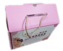提繩彩色紙盒