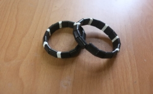BZY013W晶源礦創藝能量手環