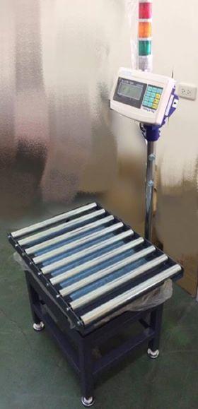 滾輪式重量檢測秤製造