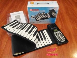 61鍵 手捲鋼琴