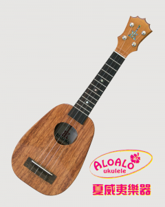夏威夷品牌Koaloha頂級手工琴 夏威夷相思木「波羅桶」烏克麗麗KSM01
