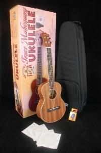 夏威夷品牌Leolani烏克麗麗26吋超值量禮盒