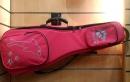 26吋軟殼厚琴袋 粉紅