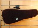 咖啡色絨布 26吋烏克麗麗厚琴袋