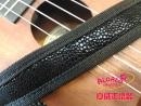 「蛇紋」皮製背帶(烏克麗麗、吉他通用)