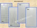 塑膠拉門-100mm (可做平面式,不可做打孔壓克片式)