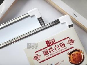 BL-30*40cm雙面磁性白板(可吊掛)