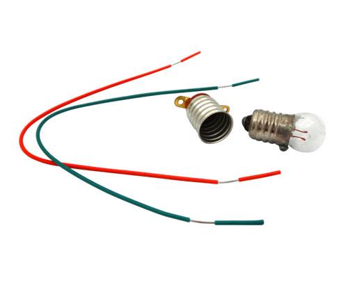 珍奇-A001 電燈泡附電線(2組入)