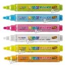 成功-1240 可換頭螢光彩繪筆(單支)