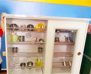 塑鋼 牙刷櫃/茶杯櫃
