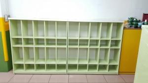 塑鋼 書包櫃/背包櫃